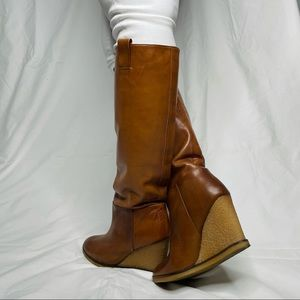 Used Zara boots size 6.5